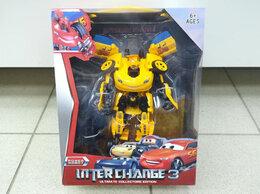 Роботы и трансформеры - Трансформер 129, 0