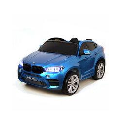 Электромобили - Детский электромобиль BMW X6 M, 0