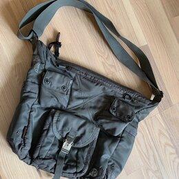 Дорожные и спортивные сумки - Вместительная спортивная сумка, 0