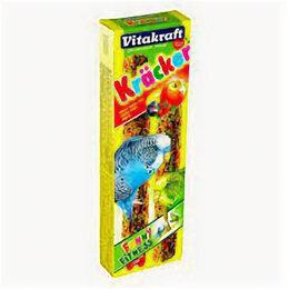 Средства для интимной гигиены - VITAKRAFT Крекеры для волн. поп. фруктовые 2шт , 0