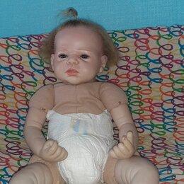 Куклы и пупсы - Кукла реборн девочка, 0