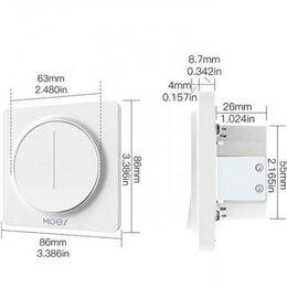 Электроустановочные изделия - Выключатель с регулятором яркости освещения WiFi, 0