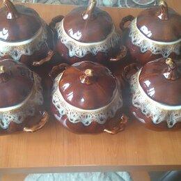 Посуда для выпечки и запекания - Горшочки для запекания для украшения кухни, 0
