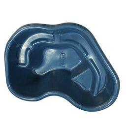 Готовые пруды и чаши - Пруд садовый пластиковый, 110 л, синий, 0