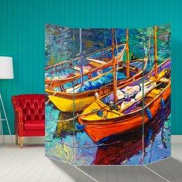 """Диваны и кушетки - Ширма """"Венеция"""", 160 × 160 см, 0"""