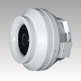 Промышленное климатическое оборудование - Канальный вентилятор ERA CYCLONE-EBM 125, 0