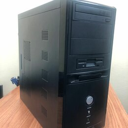 Настольные компьютеры - Компьютер Core i3 + DDR4 8Gb+ SSD 240Gb, 0