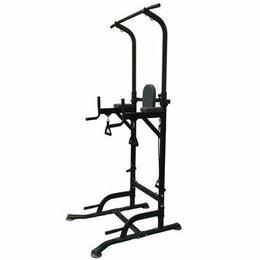 Скамьи и стойки - Силовая стойка для подтягиваний с эспандерами Royal Fitness, Арт. HB-DG006, 0