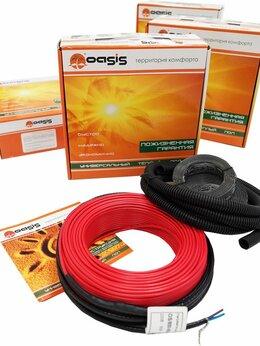 Электрический теплый пол и терморегуляторы - Кабельный теплый пол Oasis, 0