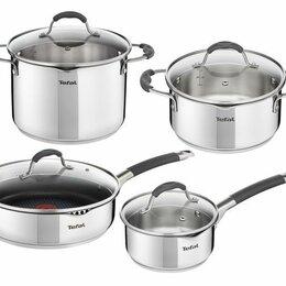 Наборы посуды для готовки - Набор посуды Tefal Illico 8 предметов, 0