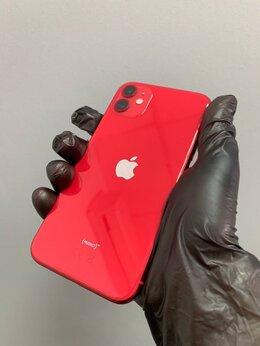 Мобильные телефоны - iPhone 11 128 red Ростест , 0