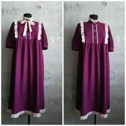 Платья - Платье в винтажном стиле с рюшами., 0