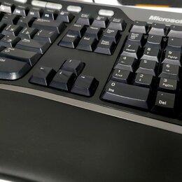 Клавиатуры - Клавиатура Microsoft Natural Ergonomic 4000, 0
