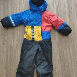 Комбинезоны - Комбинезон зимний крокид для мальчика  104-110 см, 0