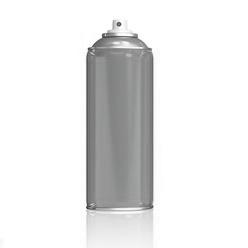 Краски - Краска аэрозольная серый (7004), 0