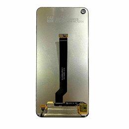 Дисплеи и тачскрины - Дисплей для Samsung Galaxy A60 SM-A6060 с тачскрином (черный) , 0