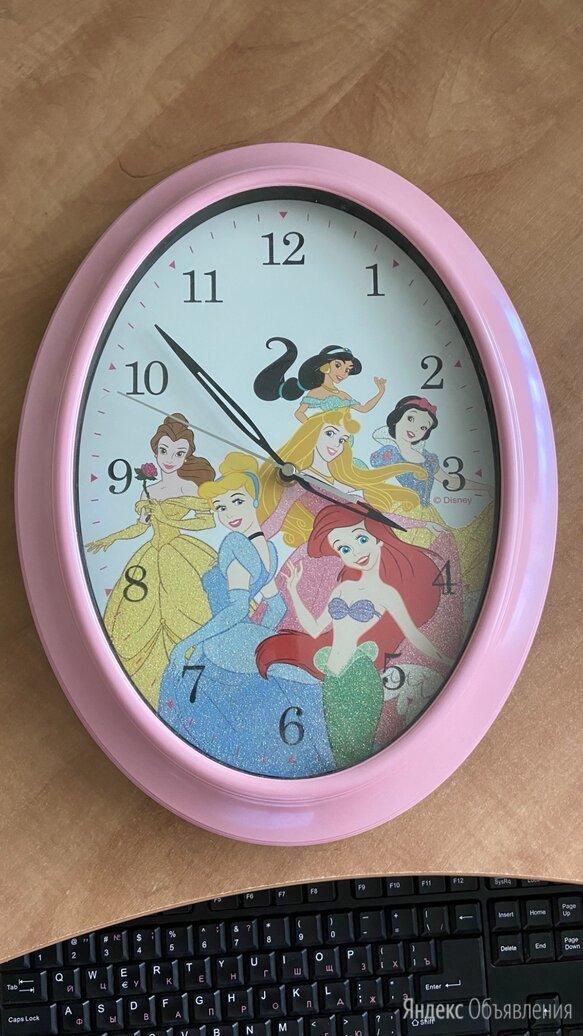 Часы настенные с принцессами Disney  по цене 900₽ - Часы настенные, фото 0