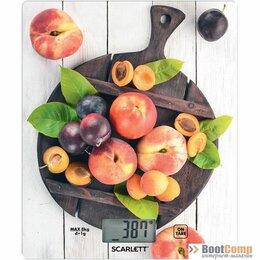 Кухонные весы - Весы кухонные Scarlett SC-KS57P52, 0
