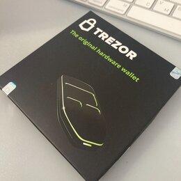 Карты памяти - Trezor One новый кошелёк для криптовалюты, 0