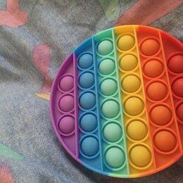 Игрушки-антистресс - Детская игрушка антистресс поп ит, 0