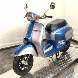Мото- и электротранспорт - Скутер Honda Giorno 1996г.в., 0