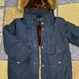 Куртки и пуховики - Парка/куртка на мальчика р.122, осень-зима H&M, 0