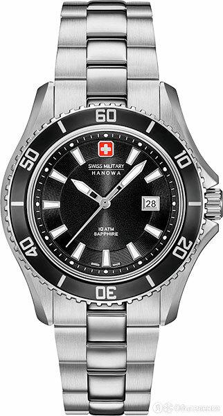 Наручные часы Swiss Military Hanowa 06-7296.04.007 по цене 18270₽ - Наручные часы, фото 0