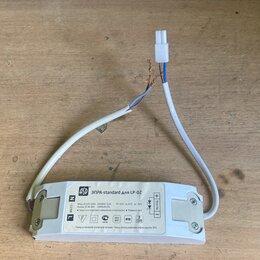 Шнуры, плафоны и комплектующие для светильников - Балласт эпра-standart для панели светодиодной lp-02 40вт asd, 0
