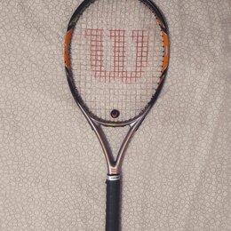 Ракетки - Ракетка для большого тенниса Wilson nitro 105, 0