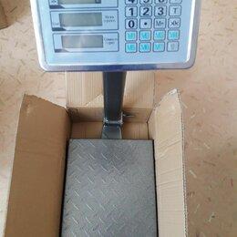 Весы - Весы торговые напольные 100 кг, 0