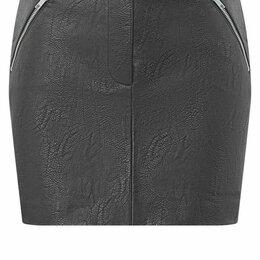 Юбки - Новая кожаная юбка Оджи, 0