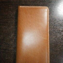 Клатчи - Лонгер Портмоне мужской кожаный длинный, 0