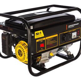 Электрогенераторы и станции - Генератор бензиновый Auster SGG-4000 3.2 кВт, 0
