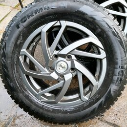 Шины, диски и комплектующие - Комплект колёс зимний. , 0