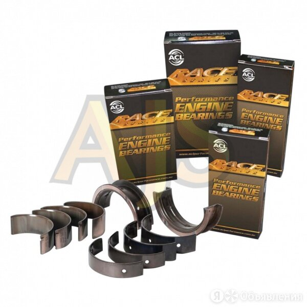 ACL Комплект шатунных вкладышей TOYOTA/LEXUS 1UZFE/2UZFE/3UZFE RACE по цене 12640₽ - Двигатель и топливная система , фото 0