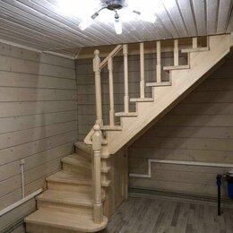 Лестницы и элементы лестниц - Лестницы из дерева , 0