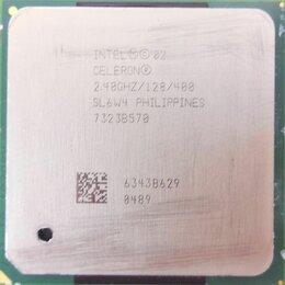 Процессоры (CPU) - Процессор Socket 478 Intel Celeron 2.40 ГГц, 0