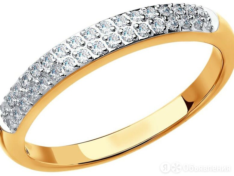 Кольцо SOKOLOV 1010359_s_16 по цене 16640₽ - Кольца и перстни, фото 0