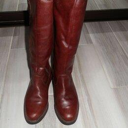 Сапоги - Сапоги женские зима натуральная кожа мех КАНАДА, 0