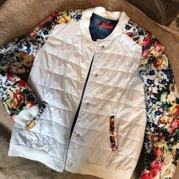 Куртки - Куртка женская весна-осень, 0