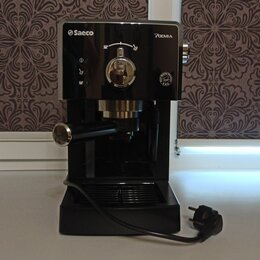Кофеварки и кофемашины - Кофемашина Philips Saeco Poemia, 0