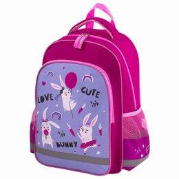 Рюкзаки, ранцы, сумки - Рюкзак Пифагор д/ начальной школы  Funny bunnies, 38*28*14см, 0