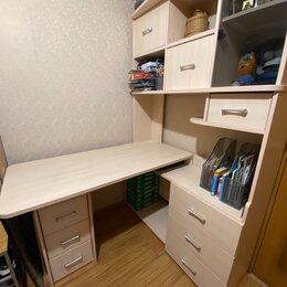 Компьютерные и письменные столы - Уголок школьника (стол письменный), 0