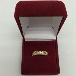 Кулоны и подвески - П.Ос-12 Кольцо с камнями, золото 585 id 39170, 0