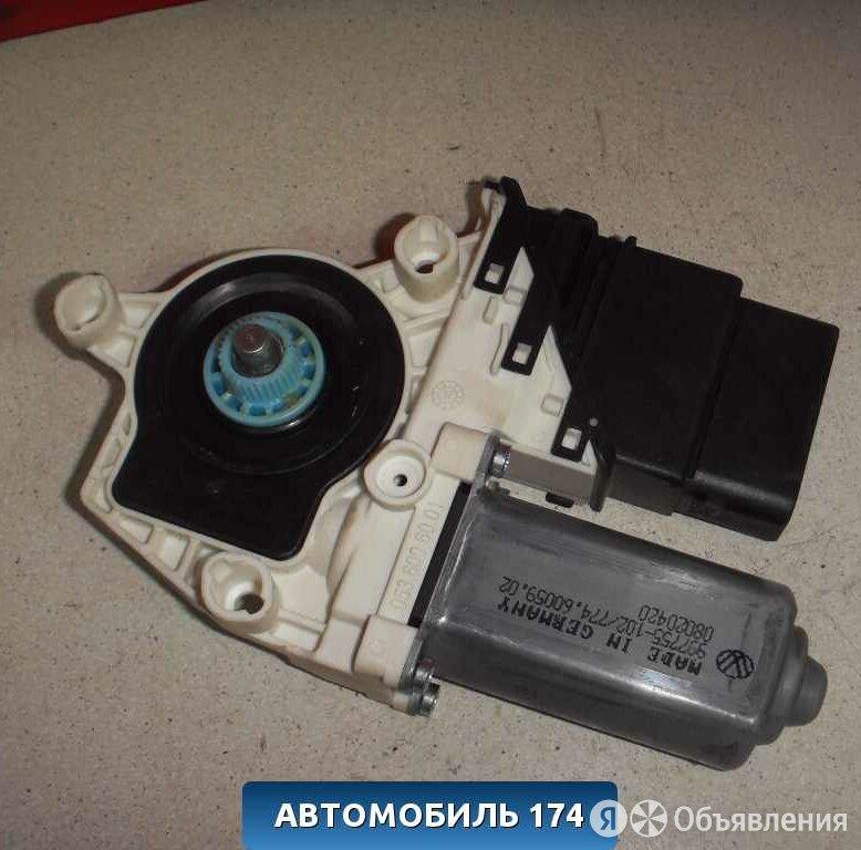 Моторчик стеклоподъемника задний левый 5K0959703C Volkswagen Golf VI 2009-201... по цене 1500₽ - Электрика и свет, фото 0