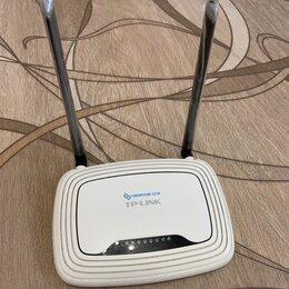 Проводные роутеры и коммутаторы - Wi-fi роутер, 0
