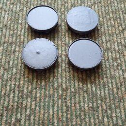 Шины, диски и комплектующие - Заглушки на литьё, 0