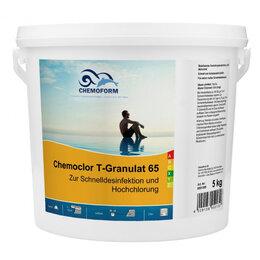 Химические средства - Гранулированный кемохлор CHEMOFORM Т-65, 0