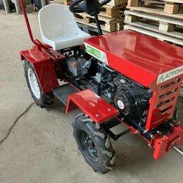 Мини-тракторы - Минитрактор Агромаш мт 100, 0