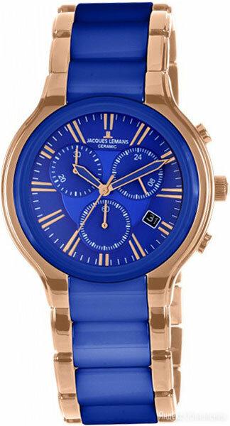 Наручные часы Jacques Lemans 1-1742J по цене 38830₽ - Наручные часы, фото 0